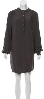 Zadig & Voltaire Knee-Length Long Sleeve Dress $130 thestylecure.com