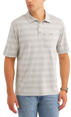 Cherokee Men's Short Sleeve One Pocket Polo