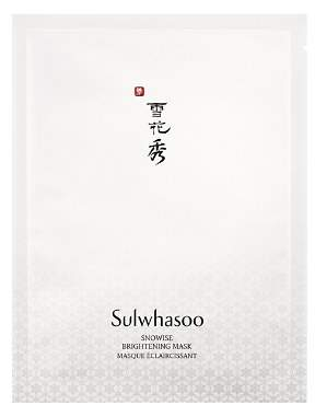 Sulwhasoo Snowise Brightening Masks, Set of 10