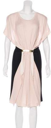Vionnet Sleeveless Midi Dress