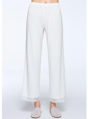 Black Label Rose Pajama Pants