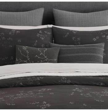Floral 200 Thread Count Sham
