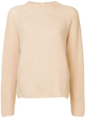 Forte Forte cashmere rib knit sweater