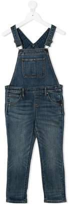 Burberry denim overalls