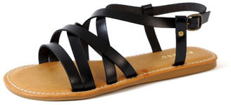 Bamboo Angel City Sandal $24 thestylecure.com