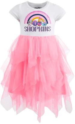 Shopkins Little Girls Layered-Look Tutu Dress