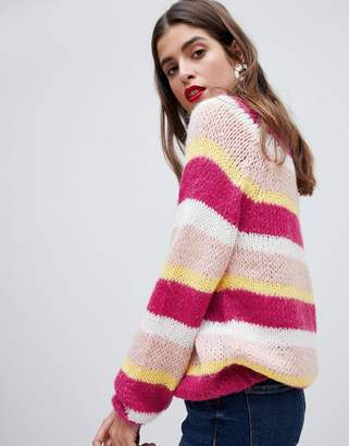 Vero Moda Stripe Sweater