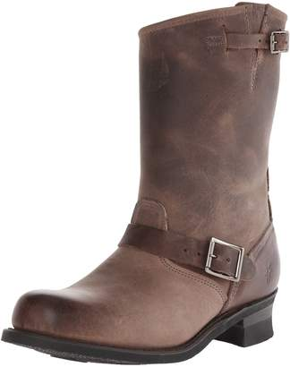 Frye Women's Engineer 12R Boot, Smoke