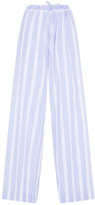 Thierry Colson Striped Pyjama Bottoms
