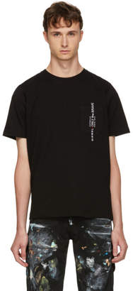 Diesel Black Just Pocket T-Shirt