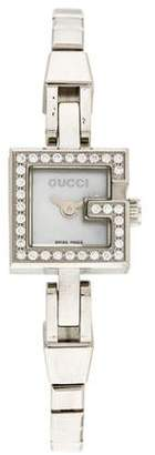 e6cdb7f0196 Womens Diamond Gucci Watch - ShopStyle