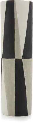 L'OBJET Cubisme Earthenware Vase