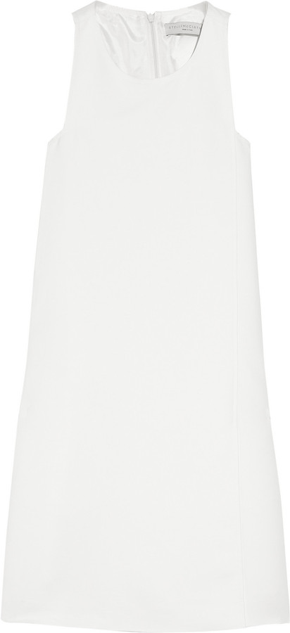 Stella McCartney Crepe shift dress