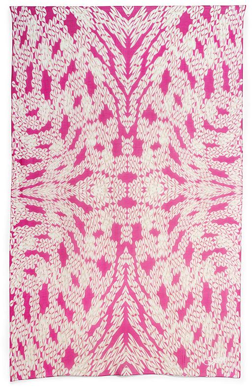 Diane von Furstenberg Eaden Silk Printed Scarf