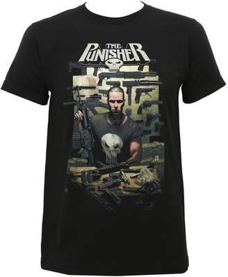 Impact Marvel The Punisher Men's Armory Slim-Fit T-Shirt 2XL
