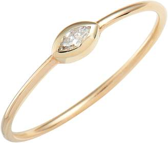 Chicco Zoe Marquise Diamond Stackable Ring