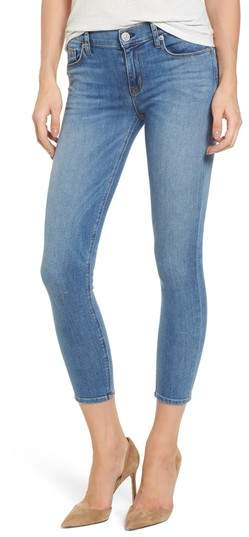 Tally Crop Skinny Jeans