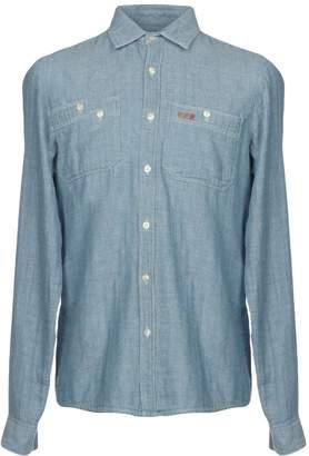 Roy Rogers ROŸ ROGER'S RUGGED Denim shirts - Item 42657872MN
