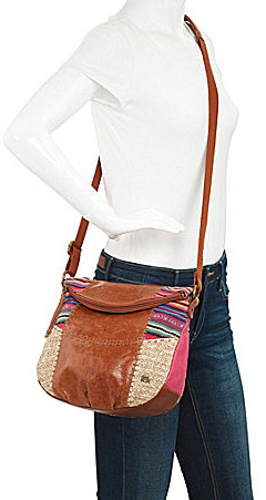 The Sak Large Deena Cross-Body Bag