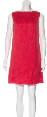 Aspesi Mohair-Blend Knit Dress