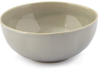 Juliska Puro Mist Grey Crackle Cereal/Ice Cream Bowl