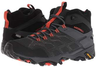 Merrell Moab FST 2 Mid Waterproof Men's Hiking Boots