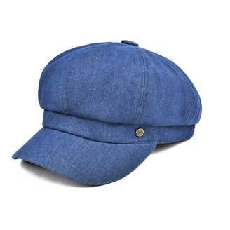 d77ad355603 VOBOOM 8 Panel Wool Tweed Newsboy Gatsby Ivy Cap Golf Cabbie Driving Hat  Herringbone
