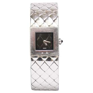 Chanel Quilted Watch