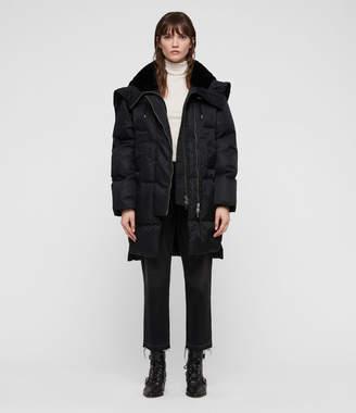 AllSaints Kayla Puffer Coat