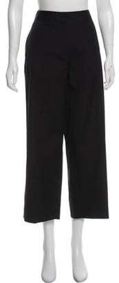 Protagonist High-Rise Cropped Pants w/ Tags Black High-Rise Cropped Pants w/ Tags