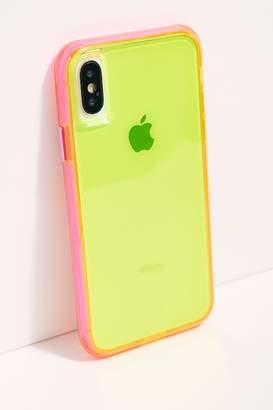 Case Mate Tough Neon iPhone Case
