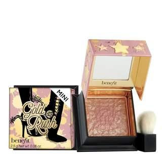 Benefit Cosmetics Gold Rush Blush Mini