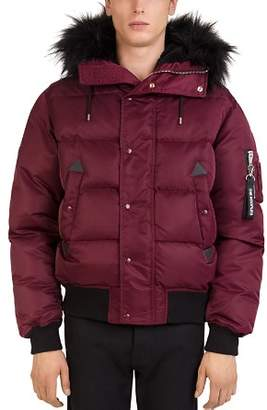 The Kooples Quilted Down Jacket
