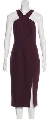 Cinq à Sept Sleeveless Midi Dress w/ Tags