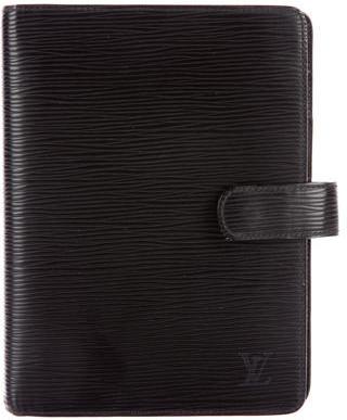 Louis VuittonLouis Vuitton Epi Medium Ring Agenda Cover