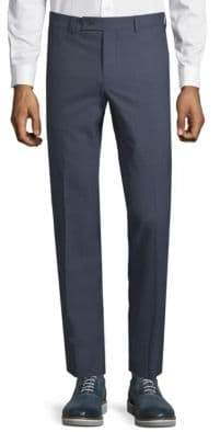 Saks Fifth Avenue Classic Wool Trousers