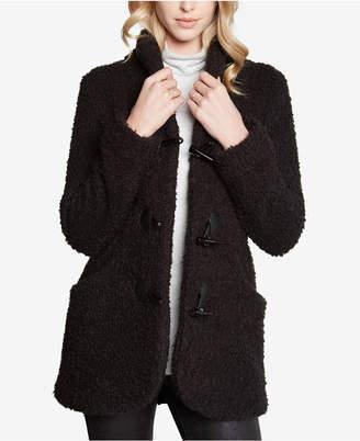 Karen Kane Boucle Toggle Coat