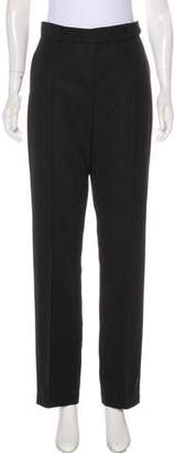 Alexandre Vauthier High-Rise Wide-Leg Pants