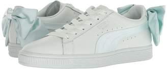Puma Basket Bow Women's Shoes