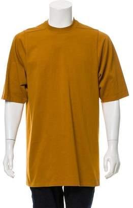 Rick Owens 2017 Short Sleeve T-Shirt
