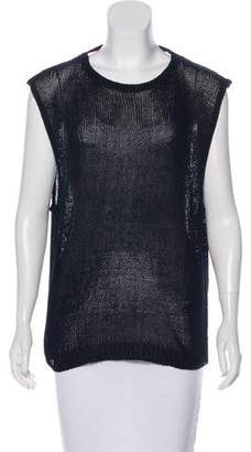 Inhabit Sleeveless Knit Top w/ Tags