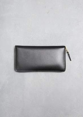 Comme des Garcons Classic Leather Line Large Zip Around Wallet