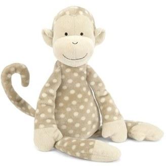 Infant Jellycat 'Monty Monkey' Stuffed Animal $25 thestylecure.com
