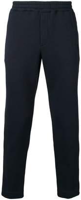Alexander McQueen elasticated waist trousers