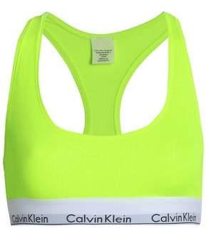 Calvin Klein Jersey Soft-Cup Bra