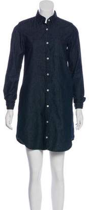 Steven Alan Denim Mini Dress