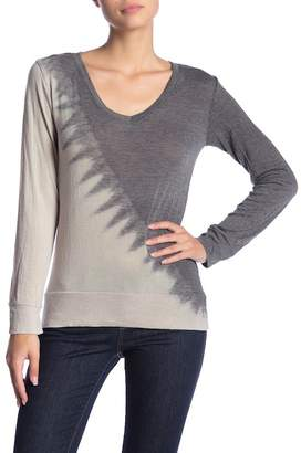 Couture Go Colorblock V-Neck Sweater