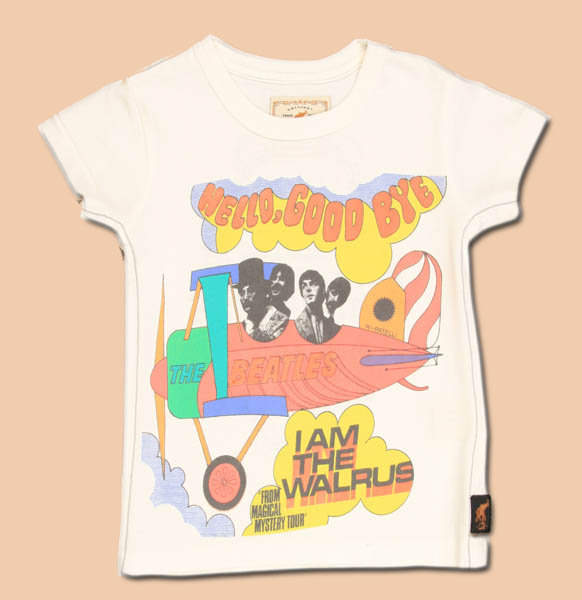 Trunk Beatles Hello Goodbye Tee