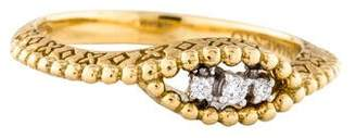Chimento 18K Diamond Velvet Ring