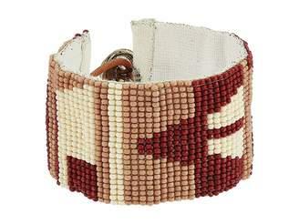 Lucky Brand Seed Bead Bracelet
